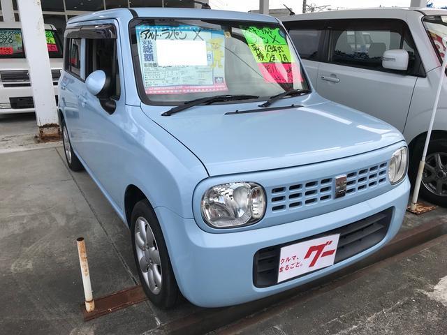 「スズキ」「アルトラパン」「軽自動車」「佐賀県」の中古車3