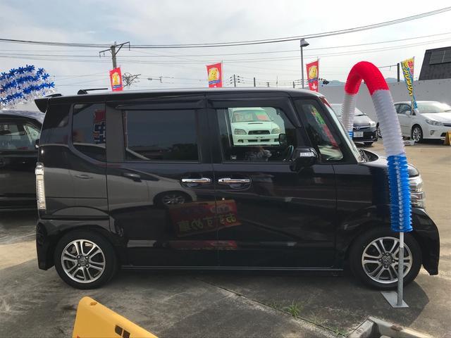 「ホンダ」「N-BOXカスタム」「コンパクトカー」「佐賀県」の中古車5