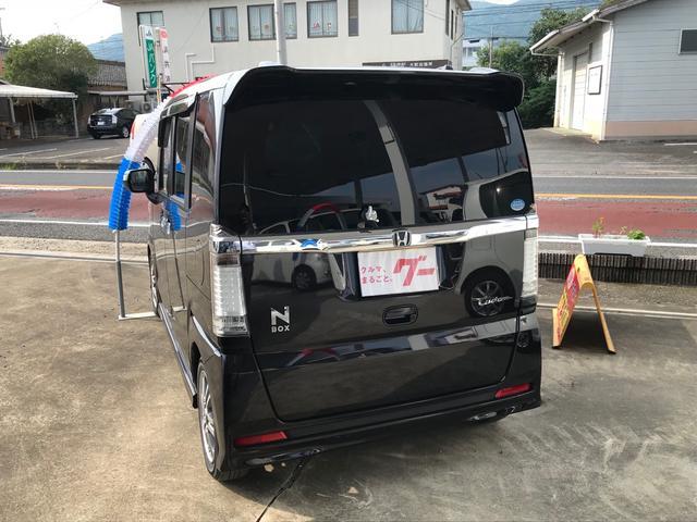 「ホンダ」「N-BOXカスタム」「コンパクトカー」「佐賀県」の中古車7