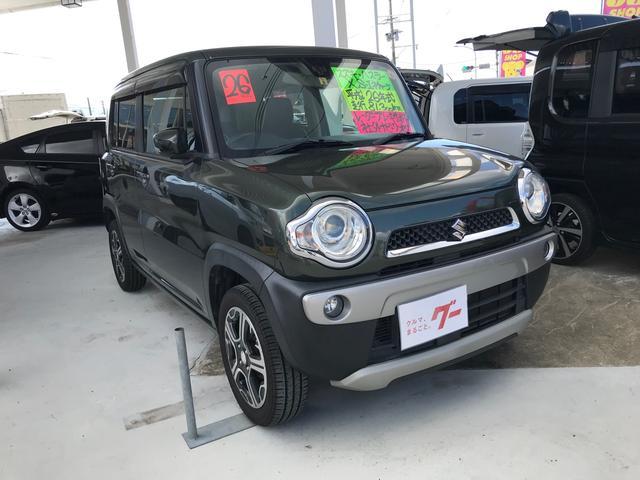 「スズキ」「ハスラー」「コンパクトカー」「佐賀県」の中古車3