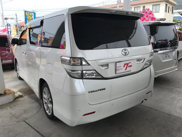 「トヨタ」「ヴェルファイア」「ミニバン・ワンボックス」「佐賀県」の中古車29