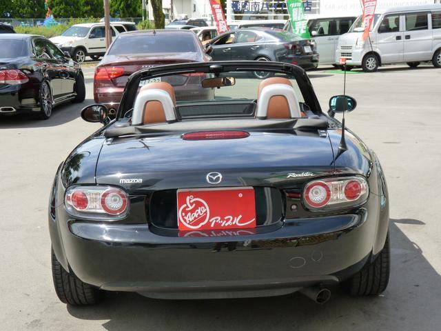 マツダ ロードスター RS ワンセグSDナビ 茶カワシート 6速