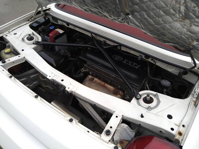 Sエディション 5MT エアロ ブリッツ車高調 EXAS EVO Tuneマフラー 社外16AW(13枚目)
