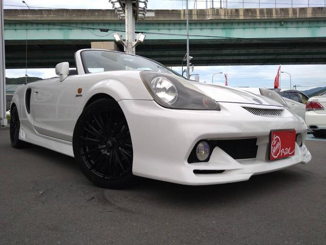 Sエディション 5MT エアロ ブリッツ車高調 EXAS EVO Tuneマフラー 社外16AW(37枚目)