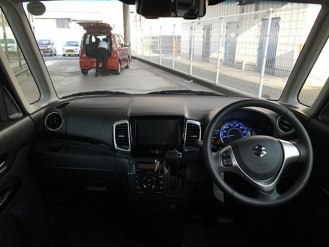 スズキ スペーシアカスタム XS レーダーブレーキ&両電スラ