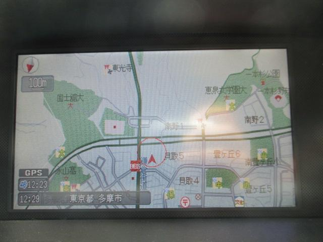 ホンダ オデッセイ M 純正HDDナビ&コーナーセンサー