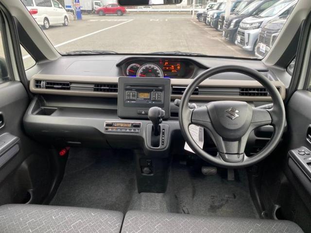 FX MC後モデル/後退時ブレーキサポート/スズキセーフティーサポート/プッシュスタート/EBD付ABS/横滑り防止装置/アイドリングストップ/エアバッグ 運転席/エアバッグ 助手席/パワーウインドウ(4枚目)