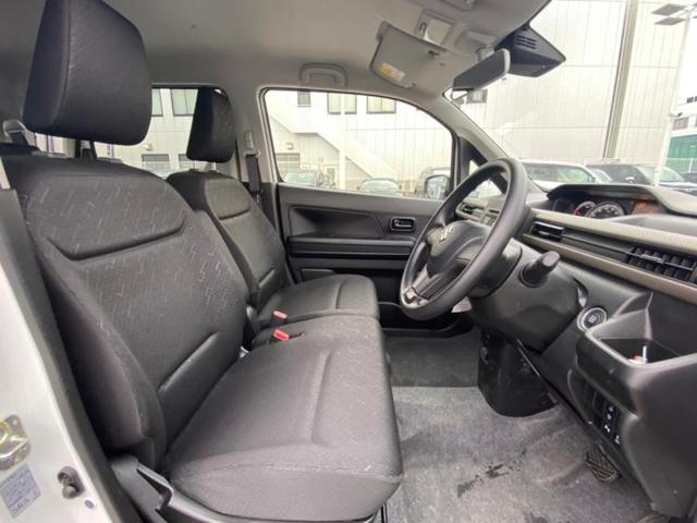 FX MC後モデル/後退時ブレーキサポート/スズキセーフティーサポート/プッシュスタート/EBD付ABS/横滑り防止装置/アイドリングストップ/エアバッグ 運転席/エアバッグ 助手席/パワーウインドウ(5枚目)