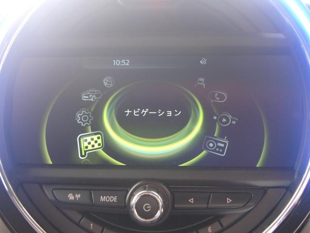 MINI MINI クーパー クラブマン Hレザー Bカメラ LED HDDナビ