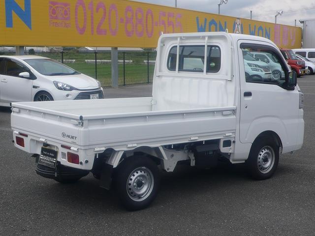 ダイハツ ハイゼットトラック スタンダード4WD エアコン パワステ