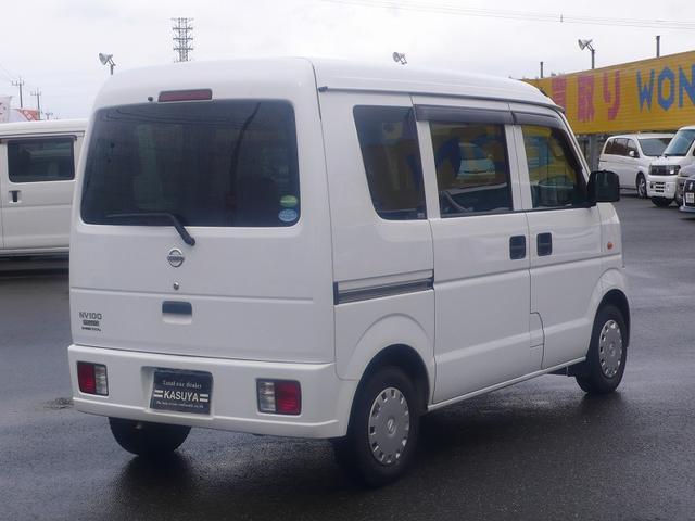 日産 NV100クリッパーバン GX