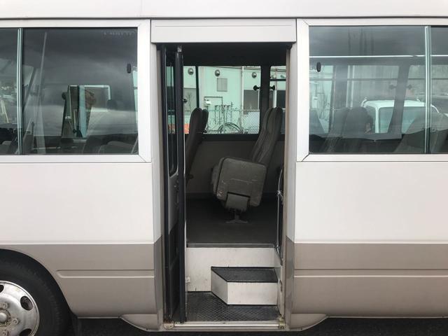 20人乗 車椅子昇降リフト付 オートマ ワンオーナー(11枚目)
