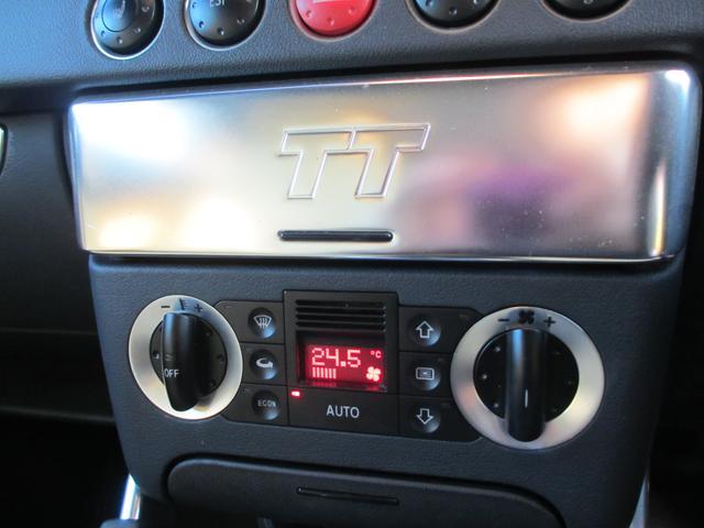 アウディ アウディ TTクーペ 1.8T ベージュ革シート ETC アルミ CD キーレス