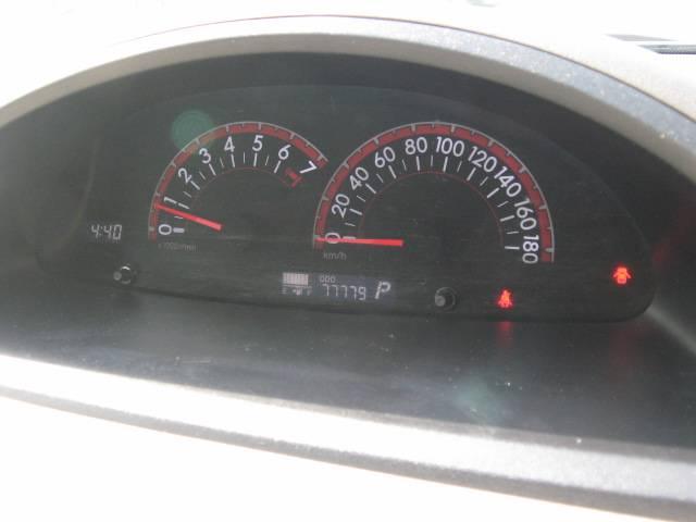 トヨタ ポルテ 130i Cパッケージ HDDナビ Sキー エアロ 2年保証