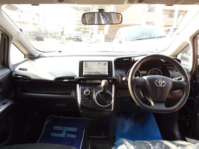 トヨタ ウィッシュ 1.8S SDナビ地デジ Pスタート スマートキー 2年保証