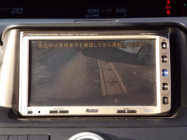ホンダ ステップワゴン スパーダ24SZ HDDナビTV Bカメ 両Pドア 2年保証