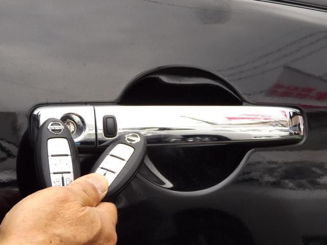 開け閉め便利なスマートキー付きです!!スペアもあり安心です!!