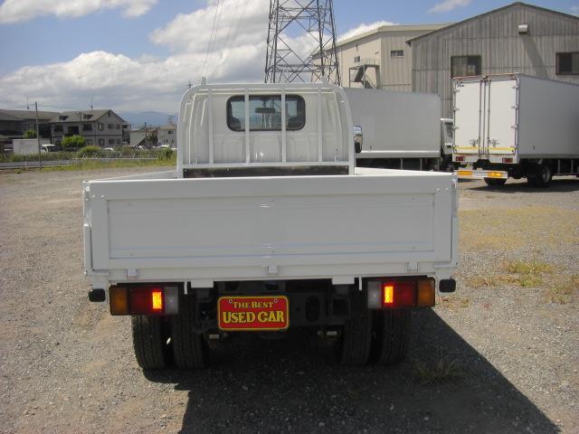 日産 アトラストラック 3t フルフラットロー D-turbo 荷台鉄板張り 3方開