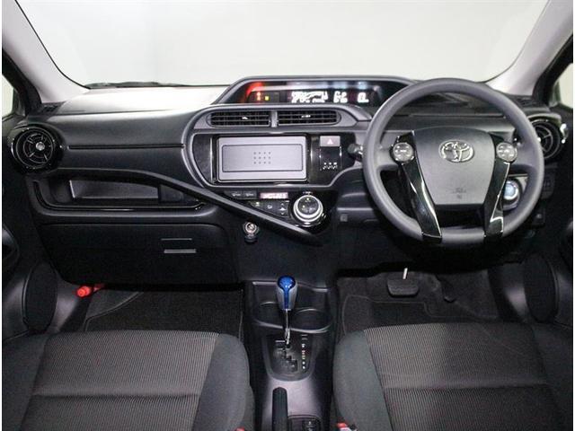トヨタ アクア Sスタイルブラック 衝突被害軽減システム ワンオーナー