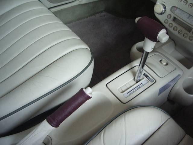 日産 フィガロ オープントップ張替 ピラー再生 外装全塗装渡し