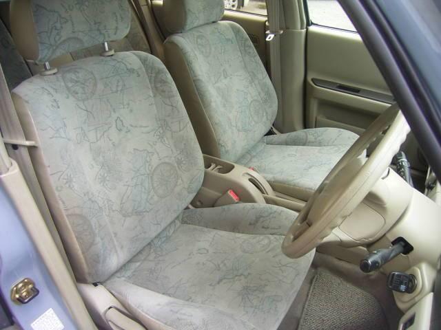日産 ラシーン タイプII 1年保証 キーレス ルーフレール