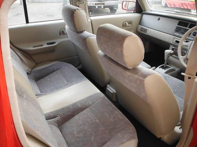 日産 ラシーン タイプL 4WD 大型サンルーフ