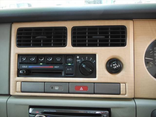 日産 ラシーン タイプA 4WD ルーフレール