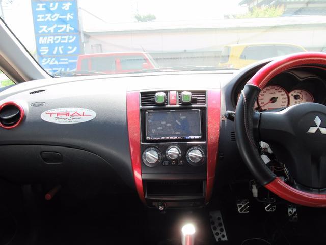 三菱 コルト ラリーアート バージョンR 5速MT