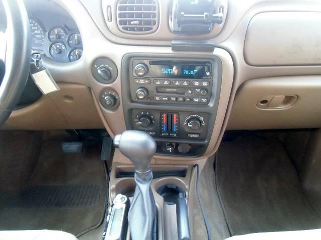 シボレー シボレー トレイルブレイザー LT 4WD DVDナビ ZINIKAW