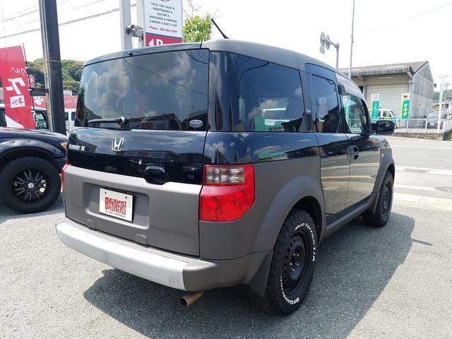「ホンダ」「エレメント」「SUV・クロカン」「福岡県」の中古車7