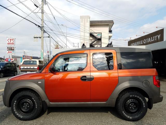 「ホンダ」「エレメント」「SUV・クロカン」「福岡県」の中古車4