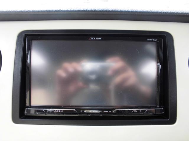 スズキ アルトラパン G SDナビ DVD 地デジ ETC レザー調シートカバー
