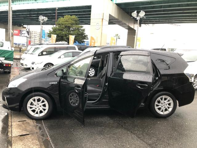 「トヨタ」「プリウスα」「ミニバン・ワンボックス」「福岡県」の中古車4