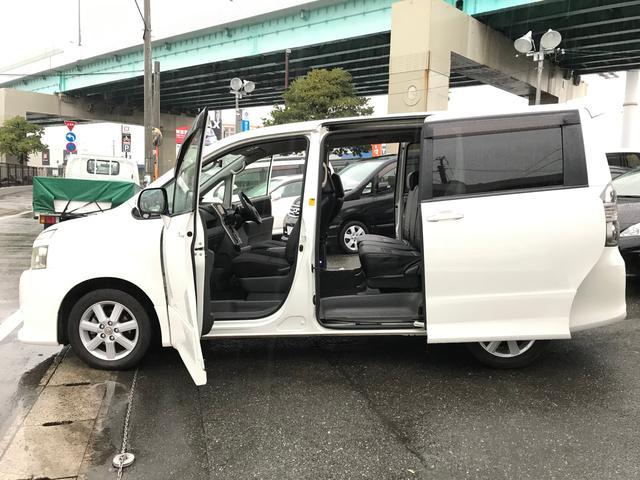 「トヨタ」「ヴォクシー」「ミニバン・ワンボックス」「福岡県」の中古車22