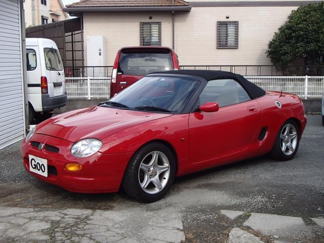 「MG」「MGF」「オープンカー」「福岡県」の中古車2