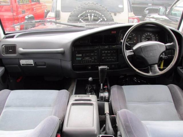 トヨタ ランドクルーザー80 VXリミテッド 3インチUP オーバーフェンダー