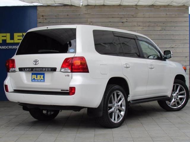 トヨタ ランドクルーザー 4.6 AX Gセレクション 4WD 新品22インチAW
