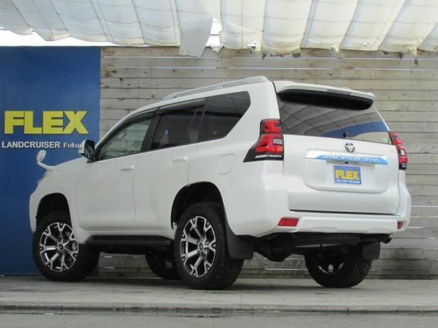 2.8 TX ディーゼルターボ 4WD 新車コンプリート(4枚目)