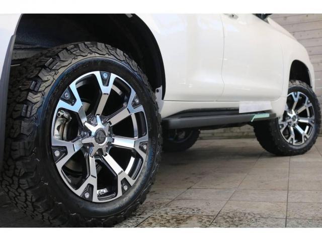 2.8 TX ディーゼルターボ 4WD 新車コンプリート(11枚目)