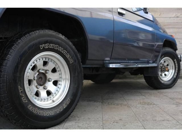 LX FRPトップ ディーゼルターボ 4WD BJ74V(3枚目)