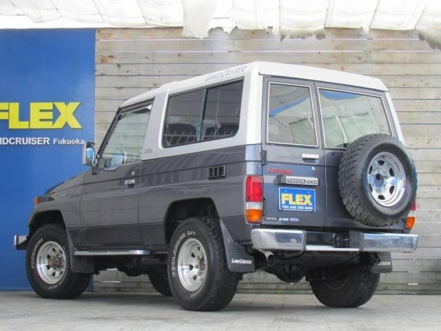 LX FRPトップ ディーゼルターボ 4WD BJ74V(4枚目)