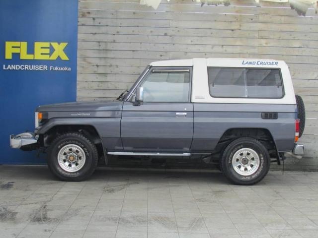 LX FRPトップ ディーゼルターボ 4WD BJ74V(5枚目)