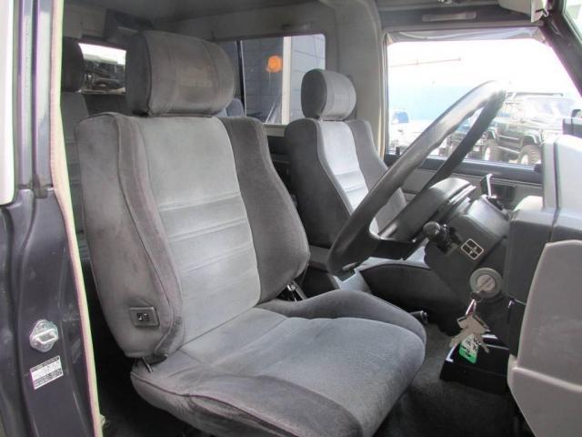 LX FRPトップ ディーゼルターボ 4WD BJ74V(7枚目)