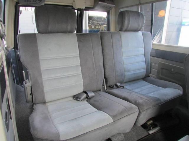 LX FRPトップ ディーゼルターボ 4WD BJ74V(8枚目)