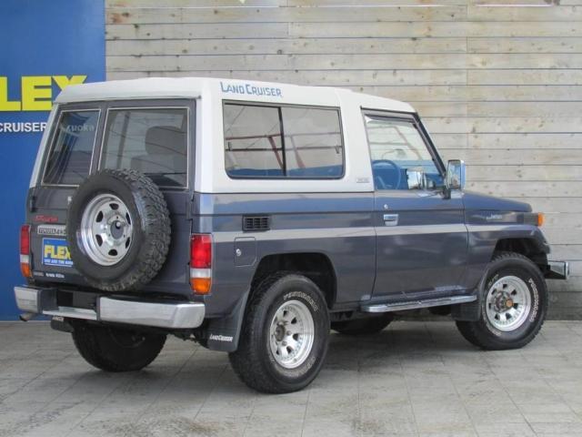 LX FRPトップ ディーゼルターボ 4WD BJ74V(16枚目)