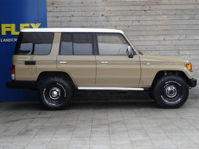 トヨタ ランドクルーザープラド SX ナローボディ換装