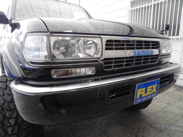 トヨタ ランドクルーザー80 VXリミテッド 内外装フルカスタム リフトUP/タイヤ&AW