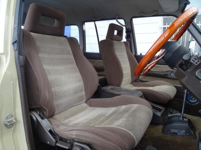 トヨタ ランドクルーザー60 希少62G ハイリフト NOX-PM適合 全国登録OK