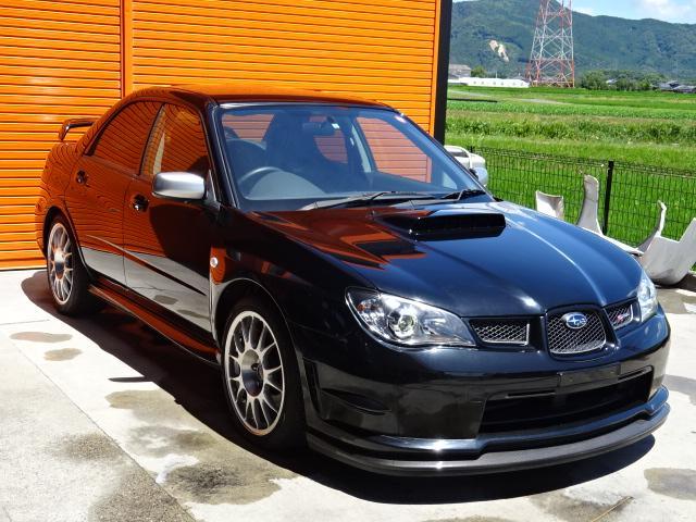 スバル インプレッサ S204 600台限定車