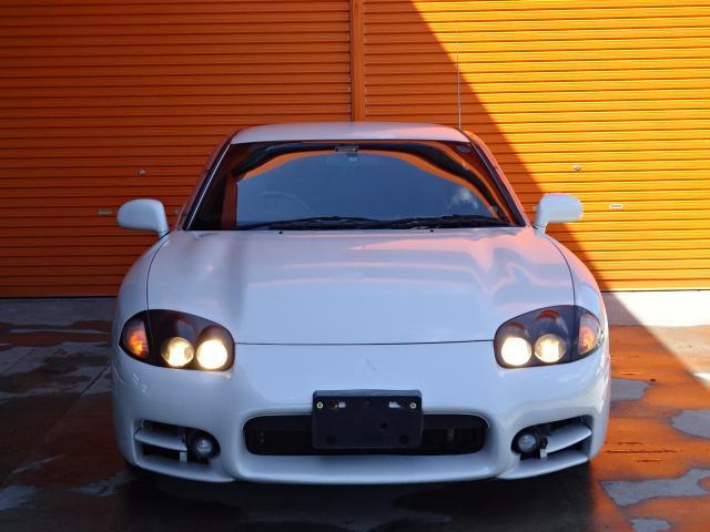 三菱 GTO SR 4WD 純正17AW マフラー 5MT